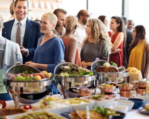 catering wedding planner